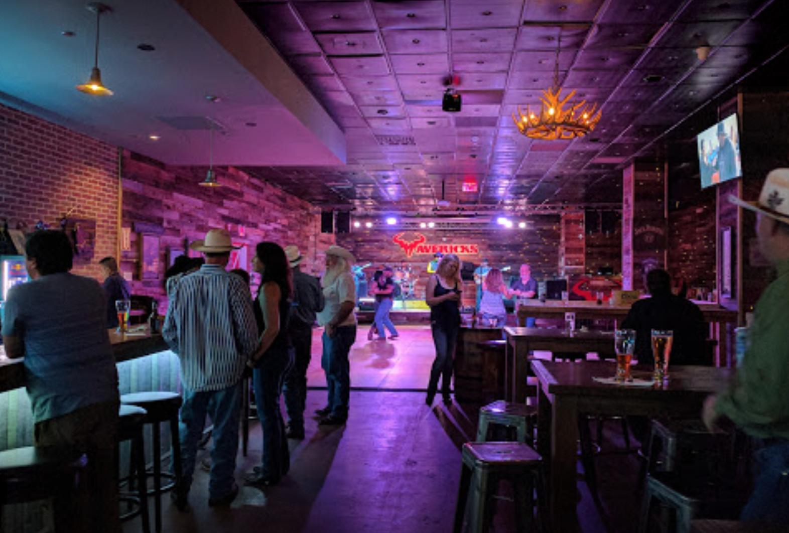 Mavericks Country Lounge in Pleasanton